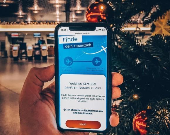KLM – Destination Match