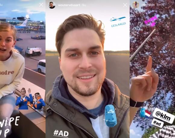KLM – #KLMGeslaagdeActie