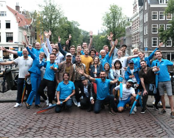 KLM – Journey of Progress